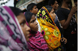 One-Year Anniversary of Rana Plaza